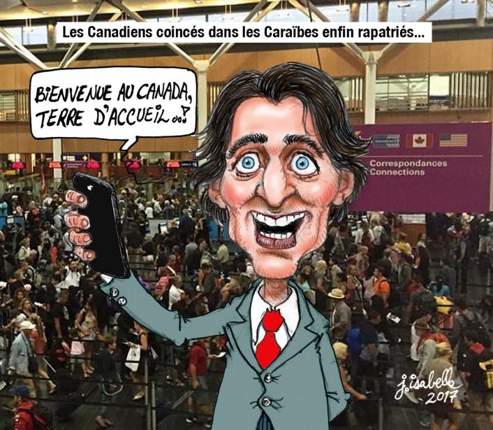 Caricature du 13 septembre | 13 septembre 2017