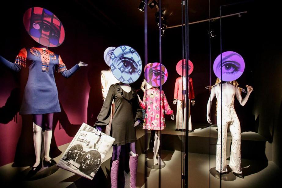 L'exposition Révolution est en cours au Musée des... (Photo Alain Roberge, Archives La presse)