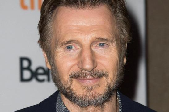 Liam Neeson au TIFF... (Photo Arthur Mola, Associated Press)