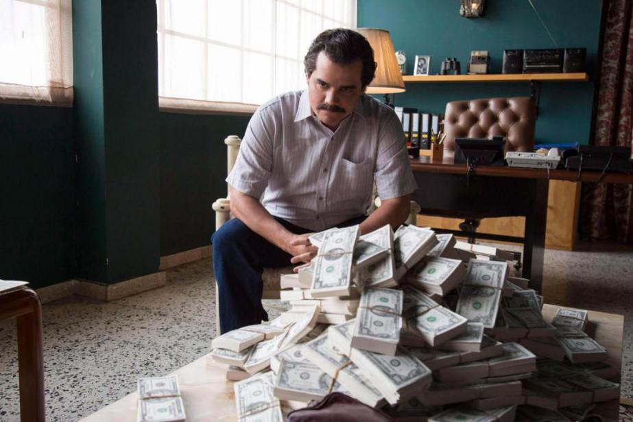 Wagner Moura a incarné Pablo Escobar....