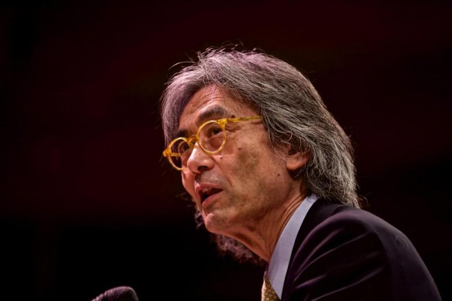Kent Nagano, chef de l'Orchestre symphonique de Montréal... (photo andré pichette, archives la presse)