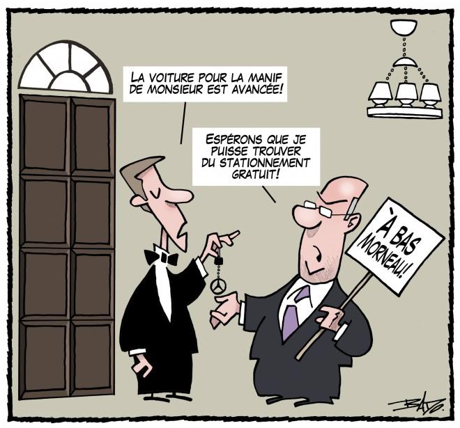 Morneau,réforme fiscale | 13 septembre 2017