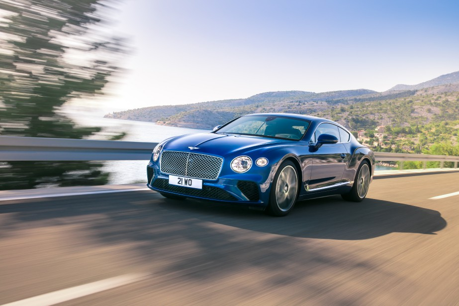 Bentley Continental GT (Bentley)