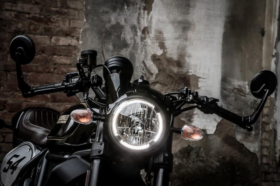 Ducati Scrambler Café Racer | 13 septembre 2017