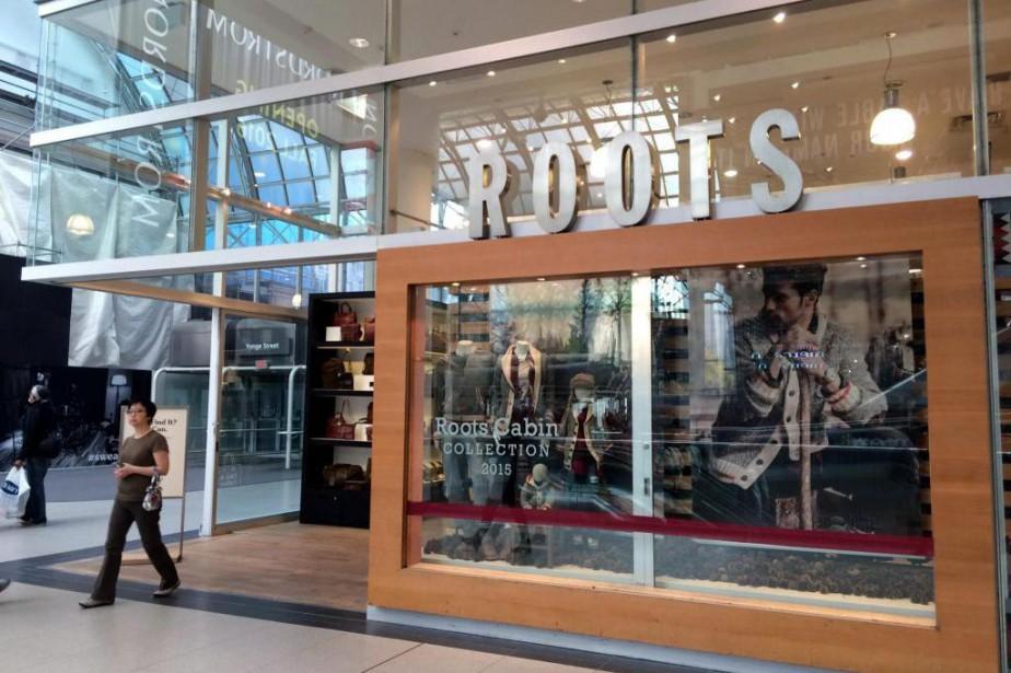 Fondée en 1973 à Toronto, Roots commercialise des... (PhotoRachel Verbin, Archives La Presse canadienne)