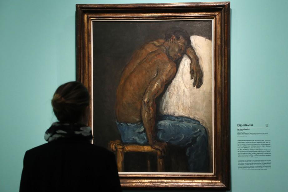 Le premier coup de coeur de Monet pour... (PHOTO AFP)