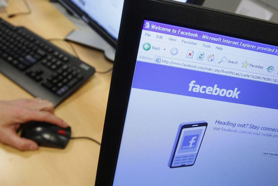 Facebook proposait déjà cette option en test depuis... (Photo ARCHIVES REUTERS)