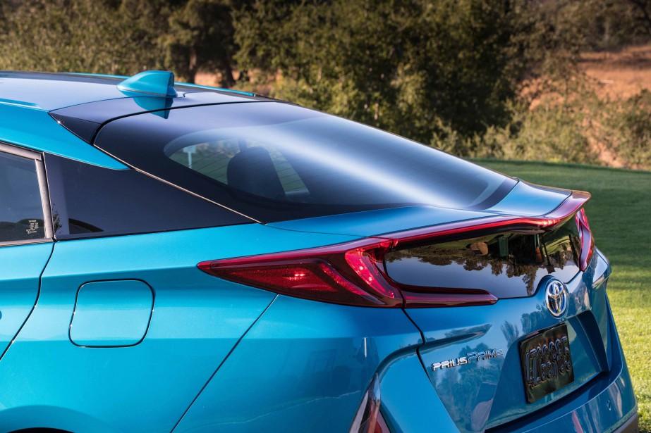LaToyota Prius Prime | 15 septembre 2017