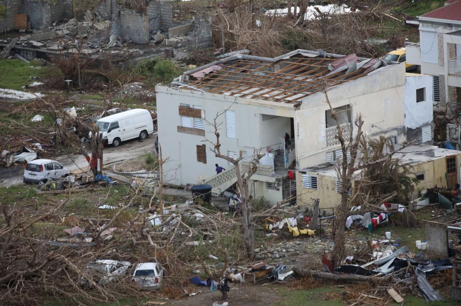 «Il y a une problématique existante sur la... (PHOTO Saint-Martin, REUTERS)