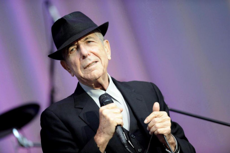 Leonard Cohen est mort le 7 novembre 2016.... (Photo Kai-'Uwe Knoth, Archives Associated Press)
