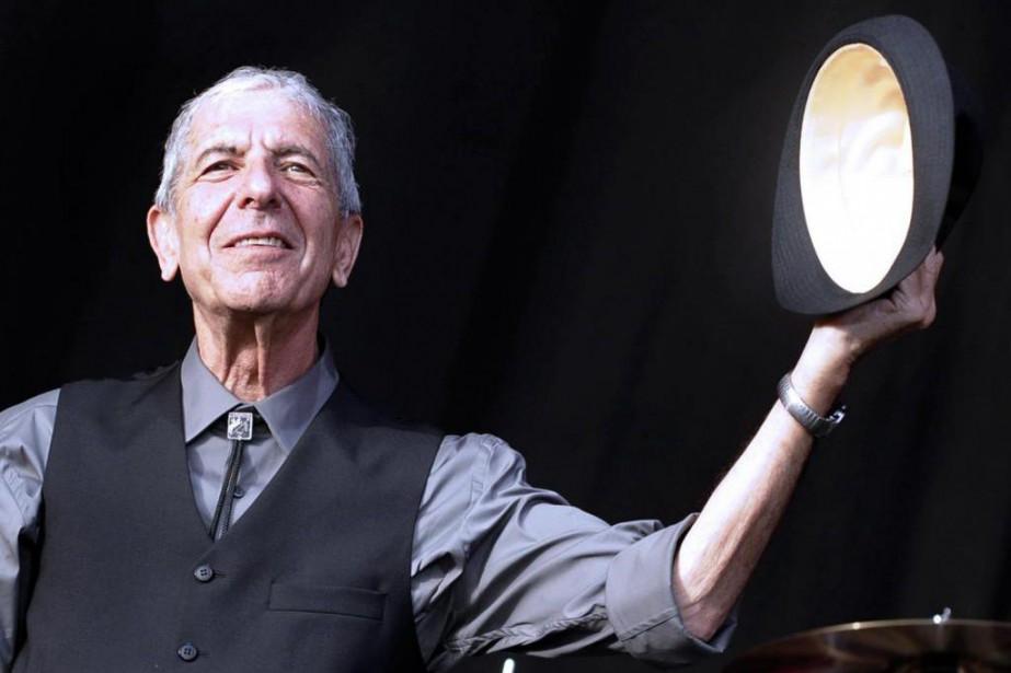 Leonard Cohen est mort le 7 novembre 2016.... (Photo Diego Tuson, Archives Agence France-Presse)