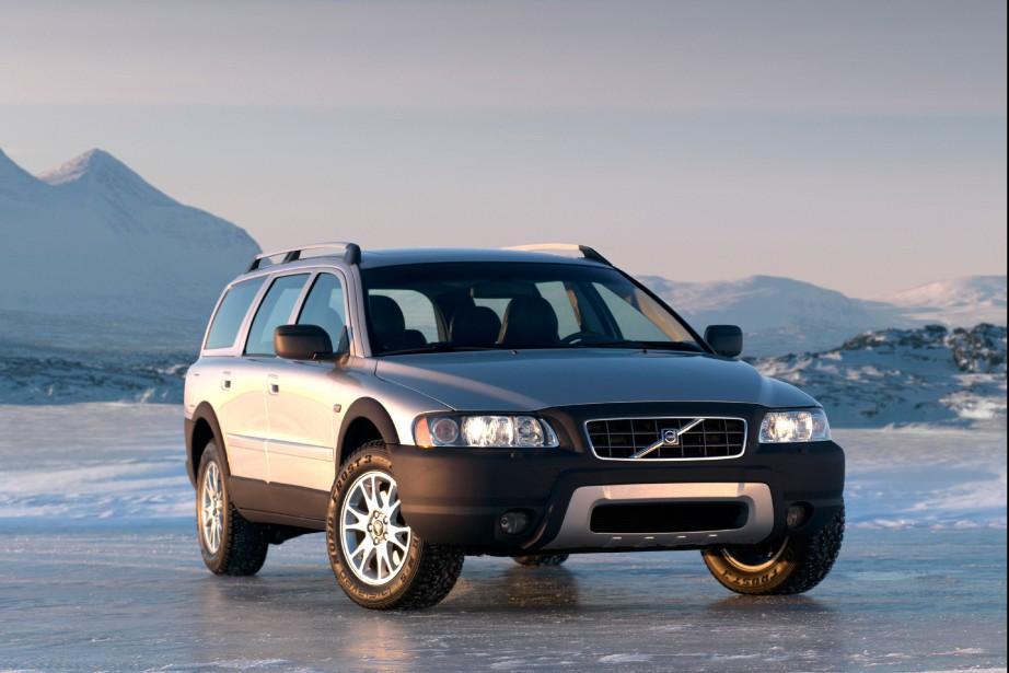 <strong>SA PIRE VOITURE - </strong>Une<strong></strong>Volvo XC70 en fin de vie, gardée trop longtemps. Autrement, elle en était satisfaite. ()