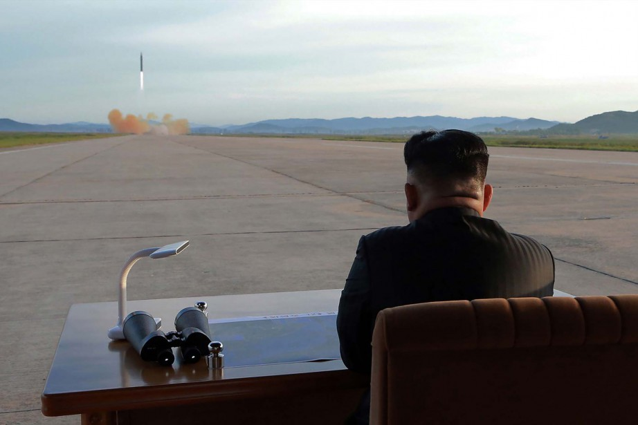 La Corée du Nord a mené son premier... (Photo archives AFP)