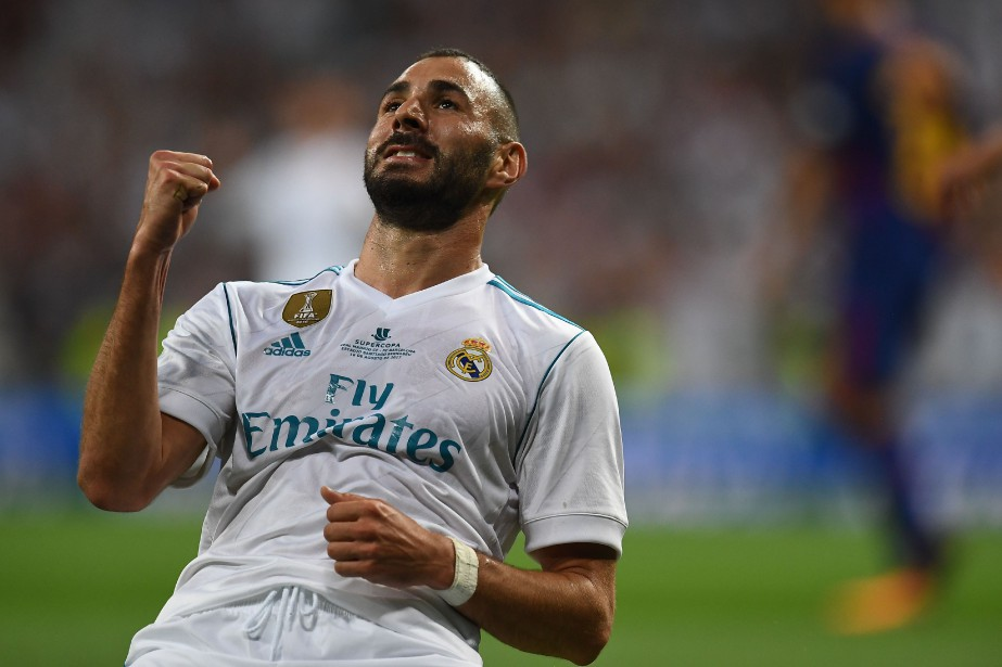 Karim Benzema... (Photo Gabriel Bouys, AFP)