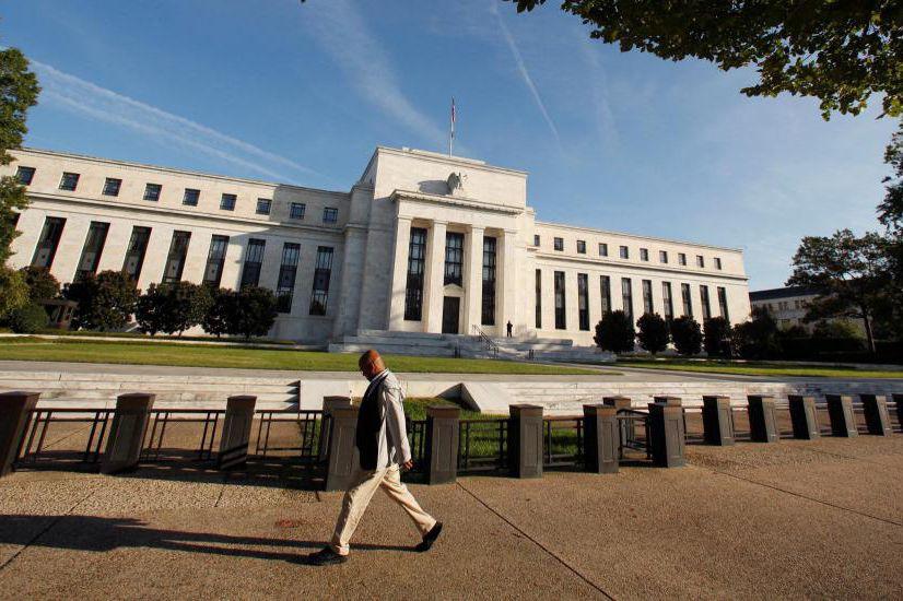La Fed note entre autres que la croissance... (PhotoKevin Lamarque, Archives Reuters)