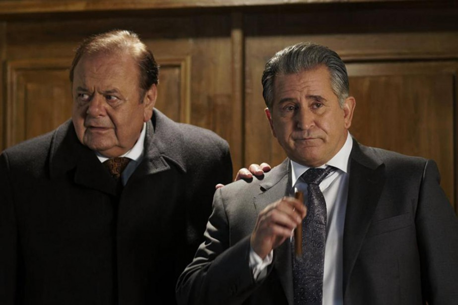 Paul Sorvino (Nicolo Rizzuto) et Anthony LaPaglia (Vito... (Photo fournie par Rogers Media)