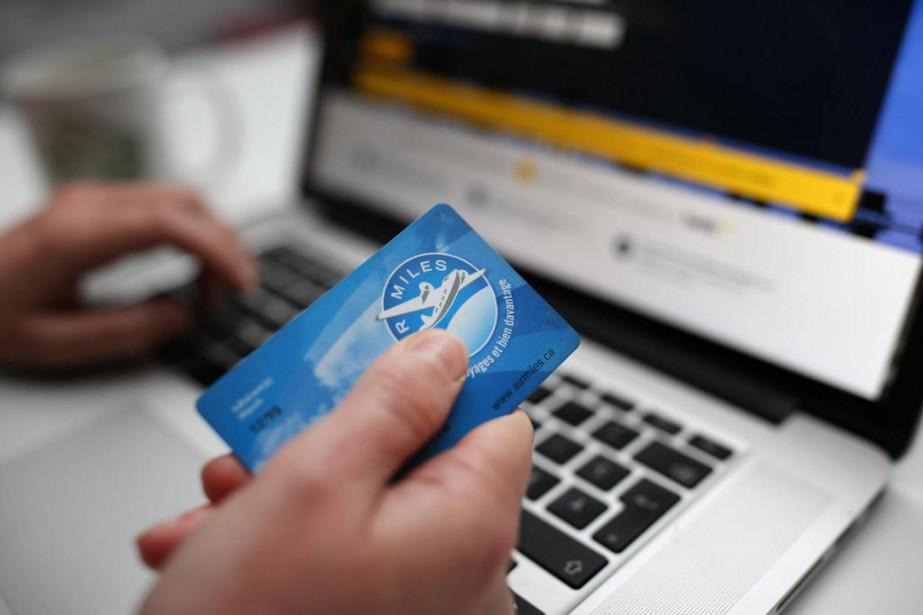 Un ou des fraudeurs ont récemment réussi à... (Photo Martin Chamberland, Archives La Presse)