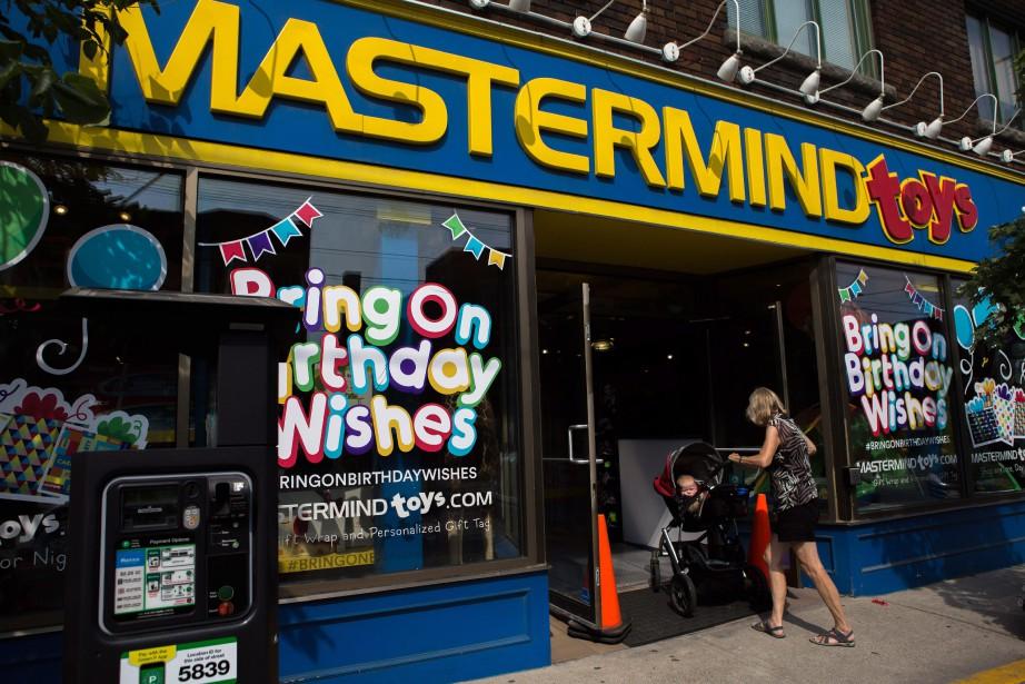 La Canadienne Mastermind Toys se concentre sur les... (Photo Chris Donovan, Archives La Presse canadienne)
