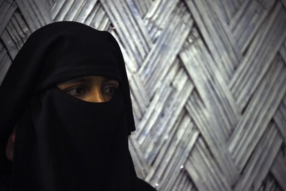 Ayesha, victime de viol.... (PHOTO DOMINIQUE FAGET, AGENCE FRANCE-PRESSE)