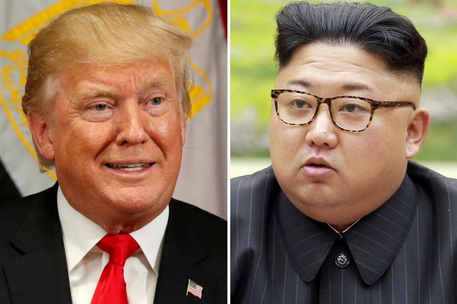 Donald Trump et Kim Jong-un.... (Photo archives REUTERS)