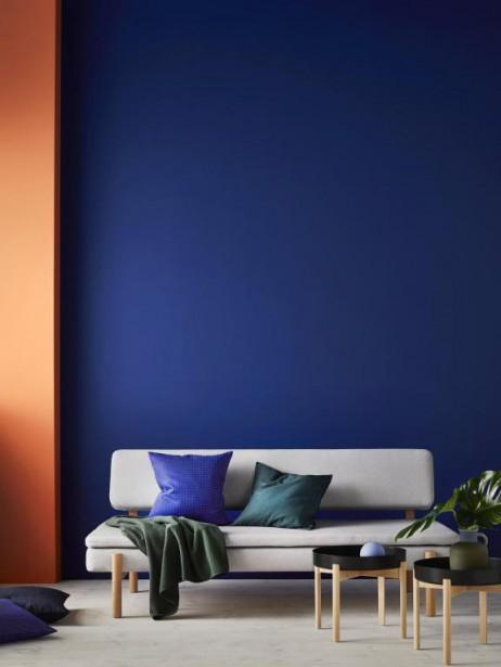 Avec trois canapés aux styles variés, HAY envisage sérieusement de se tailler une place dans les intérieurs aux quatre coins du monde. (Photo fournie par IKEA)