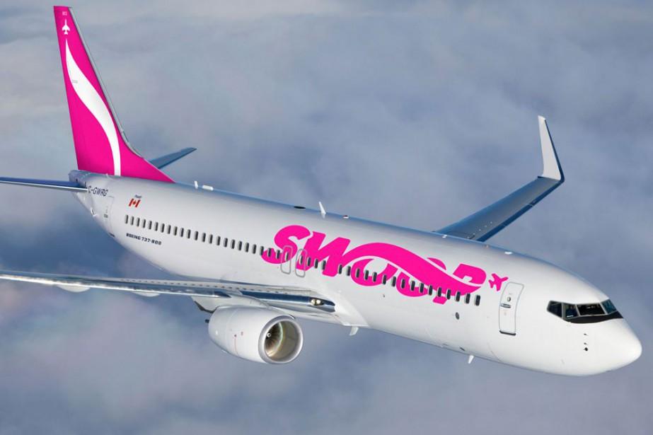 Swoop dévoilera ses horaires de vols au début...