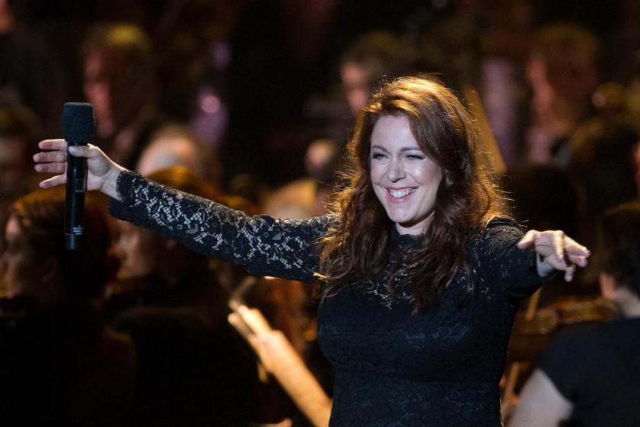 Isabelle Boulay présentera les chansons de son nouvel... (PHOTO ROBERT SKINNER, LA PRESSE)
