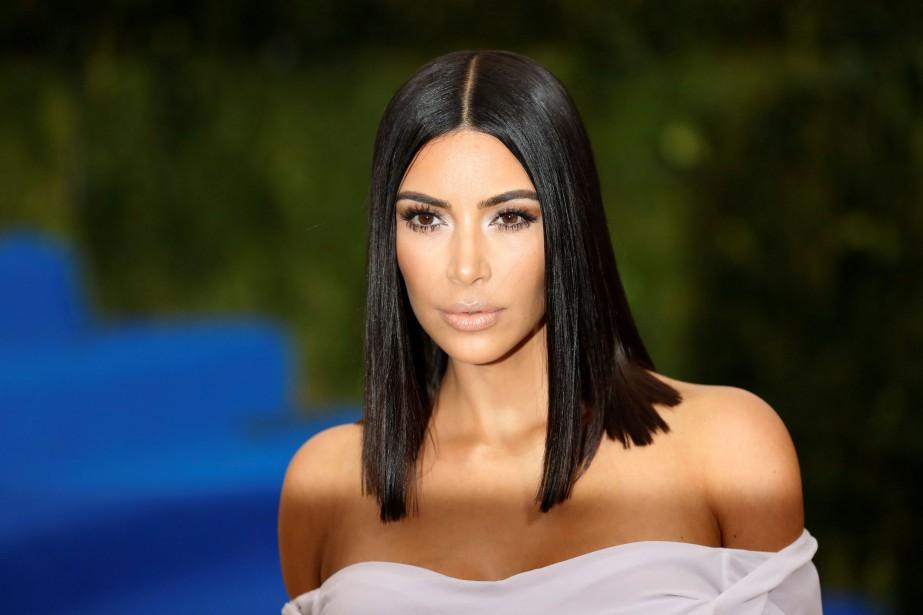 Kim Kardashian... (PHOTO ARCHIVES REUTERS)