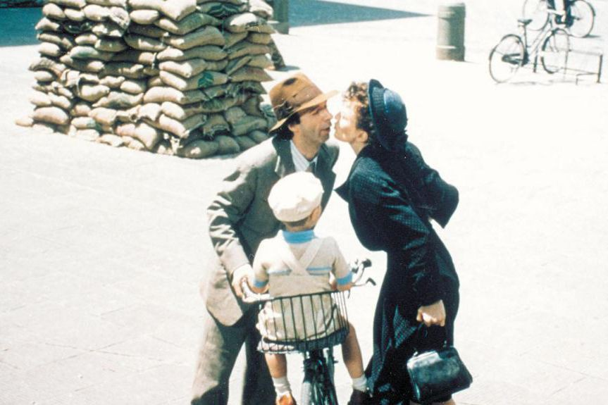 La vita è bella de Roberto Benigni... (Photo fournie par le Théâtre Outremont)