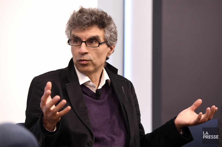 Yoshua Bengio,directeur de l'Institut des algorithmes d'apprentissage de... (Photo Bernard Brault, archives La Presse)