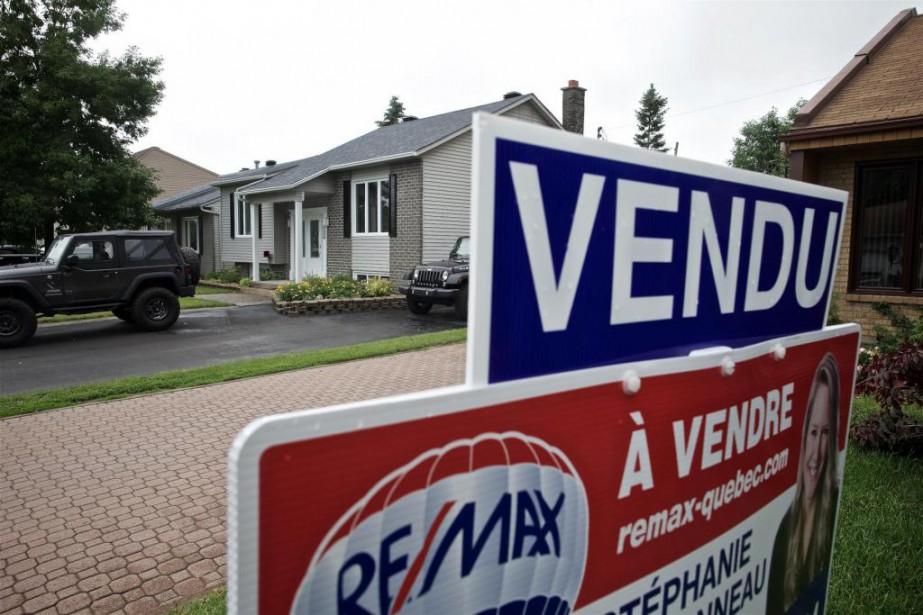 Le Régime d'accès à la propriété a permis... (Photo André Pichette, Archives La Presse)