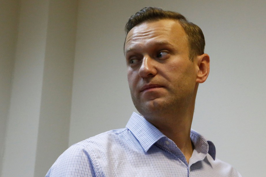Alexeï Navalny... (Photo Sergei Karpukhin, REUTERS)