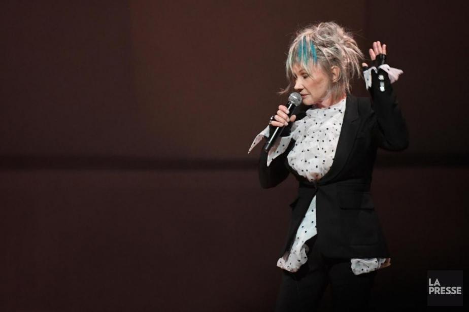 Diane Dufresne en concert à Montréal en juin... (PHOTO BERNARD BRAULT, Archives LA PRESSE)