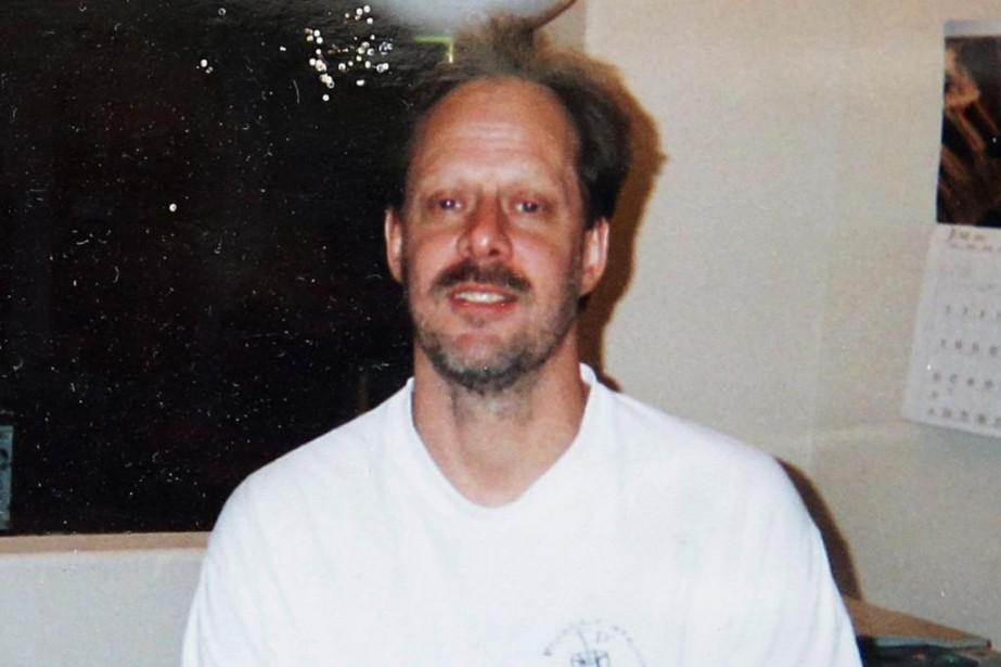 Stephen Paddock a tué des dizaines de personnes... (PHOTO ARCHIVES ASSOCIATED PRESS)