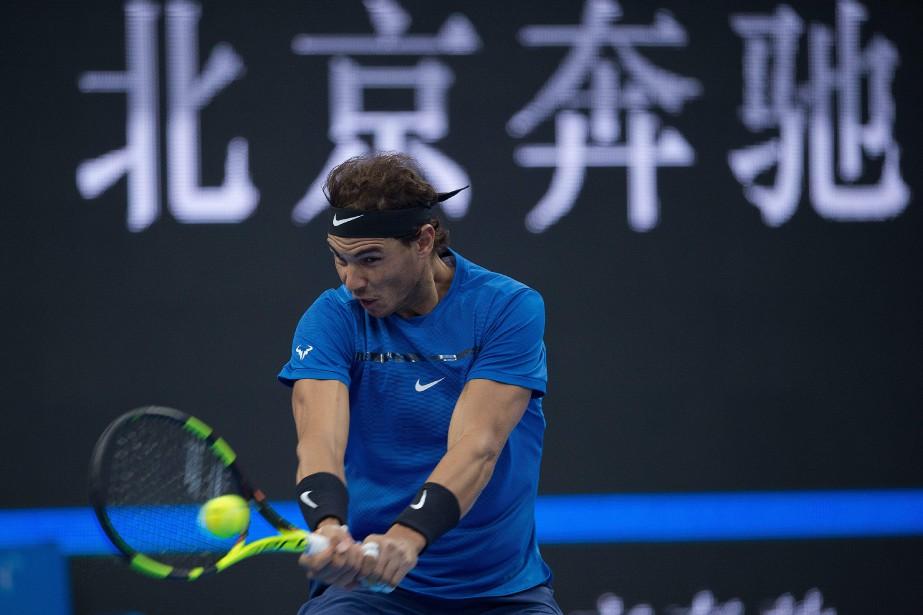 Rafael Nadal... (Photo Nicolas Asfouri, AFP)