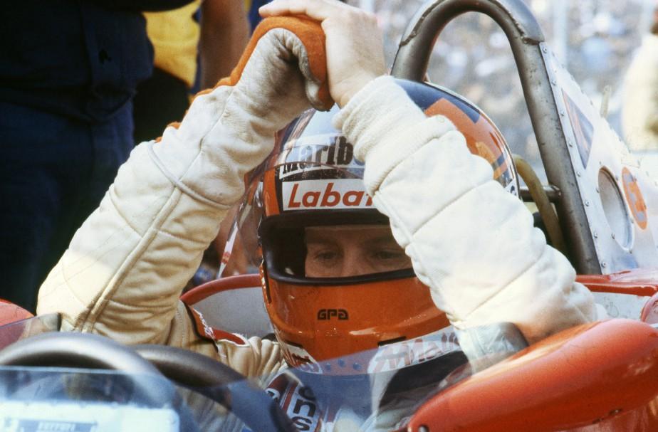 Gilles Villeneuve lors des qualifications du GP de Formule 1 le 6 octobre 1978. | 3 octobre 2017