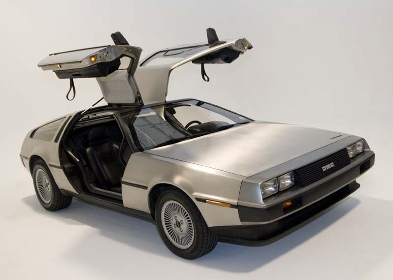 Delorean_DMC - crédit: Wikipedia | 3 octobre 2017