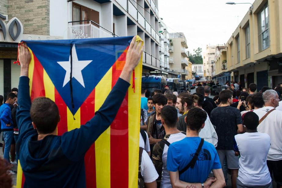 Galvanisé par le référendum, la grève générale et... (AFP)