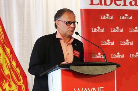 Le député Wayne Long estime que le gouvernement... (PHOTO TIRÉE DE FACEBOOK)