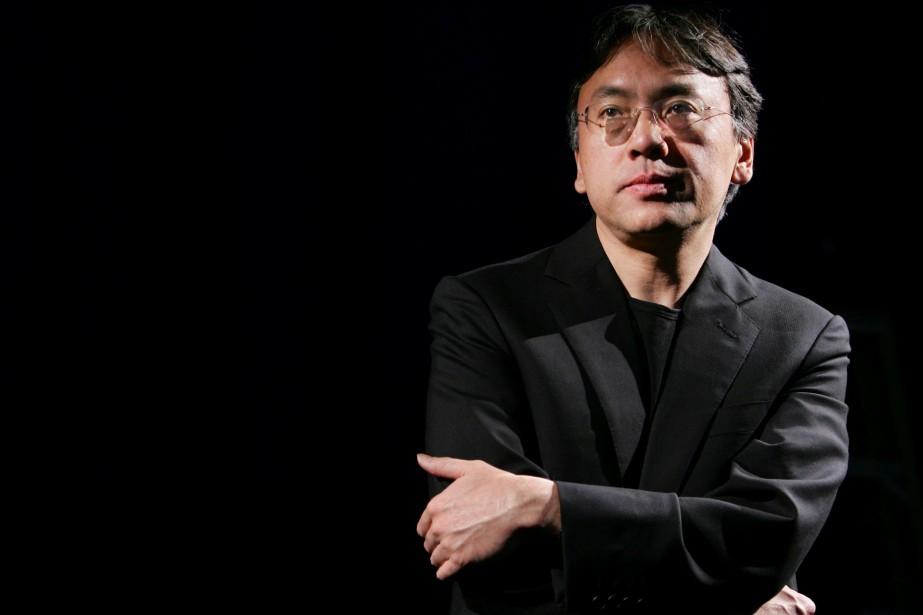 Kazuo Ishiguro... (Photo Mike Segar, REUTERS)