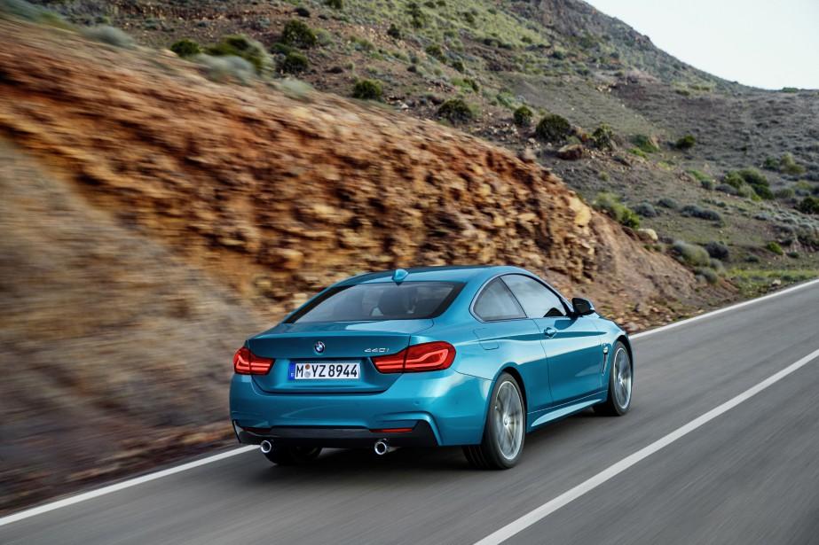 BMW 440i Coupé 2018. | 5 octobre 2017