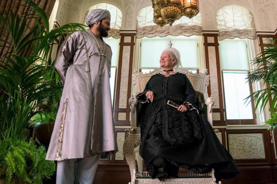 L'amitié improbable entre la reine Victoria et un... (Image fournie par Universal)