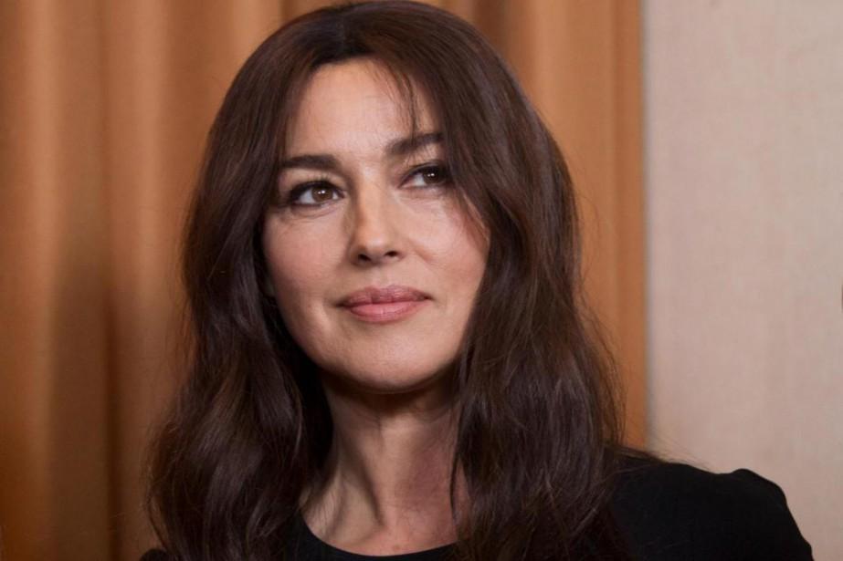 Monica Bellucci jouera dans le film d'horreurNekromancer.... (PHOTO OLIVIER JEAN, archives LA PRESSE)