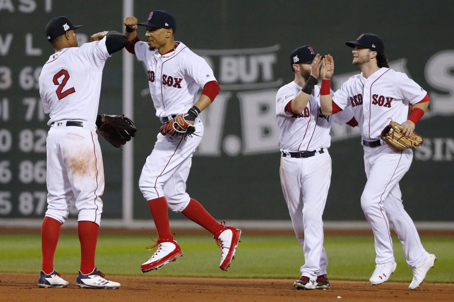 David Price a blanchi ses rivaux pendant quatre manches en tant que... (PHOTO AP)