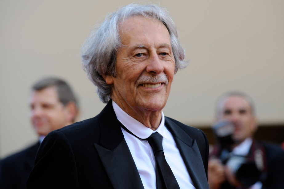 Jean Rochefort, en 2009.... (PHOTO ANNE-CHRISTINE POUJOULAT, ARCHIVES AGENCE FRANCE-PRESSE)