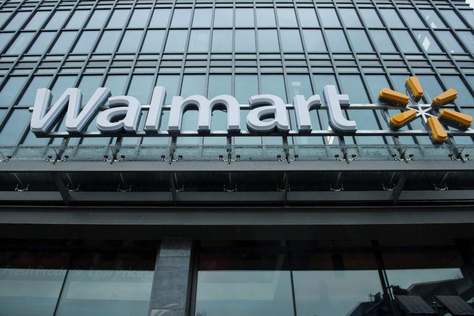 Le groupe américain Walmart est toujours le premier... (Photo archives AFP)