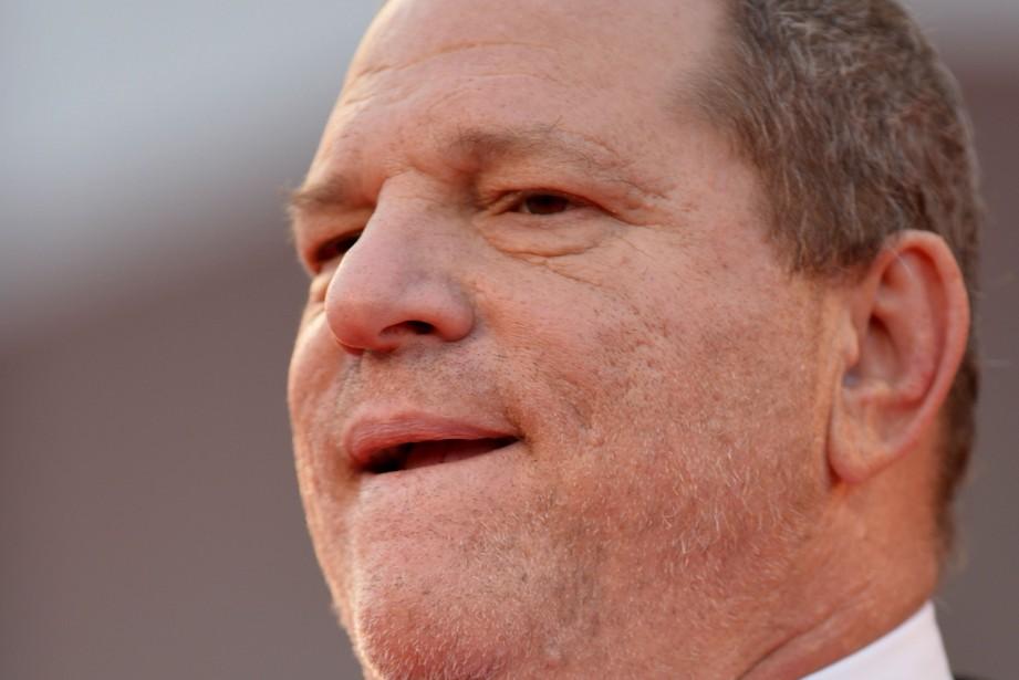 Le producteur Harvey Weinstein dit qu'il «n'est pas... (PHOTO ARCHIVES AFP)