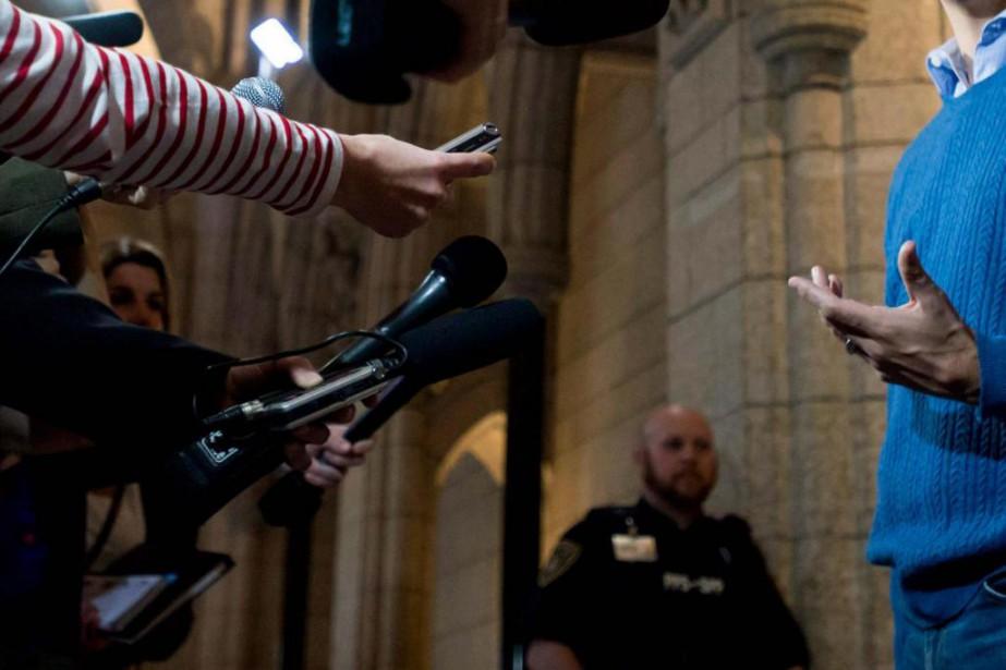«On a beaucoup parlé de Mélanie Joly, mais... (PhotoJustin Tang, Archives La presse canadienne)