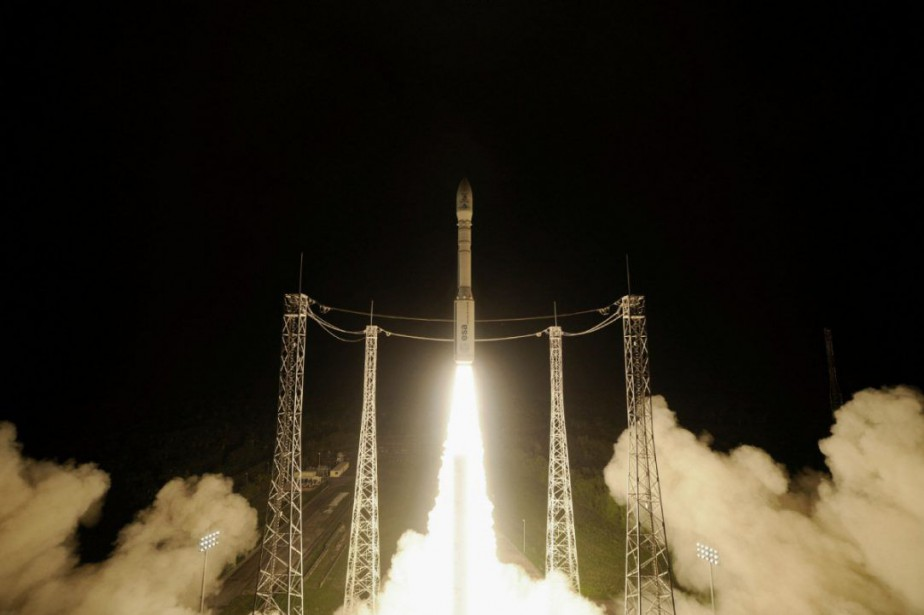 Le satellite pourra cartographier quotidiennement l'ensemble de la planète,... (PHOTO AFP)