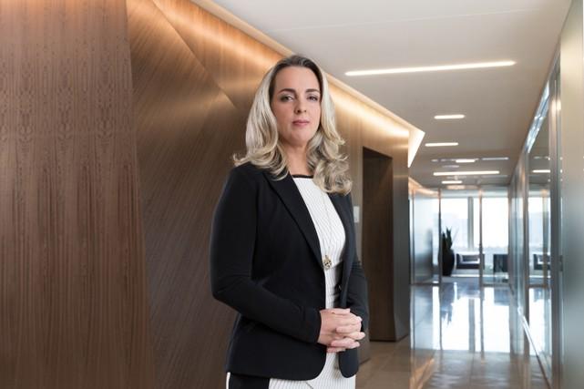Hélène Deschamps Marquis, associée spécialisée dans le secteur des technologies chez Blakes, est souvent amenée à collaborer avec des entreprises de secteurs émergents.  | 13 octobre 2017